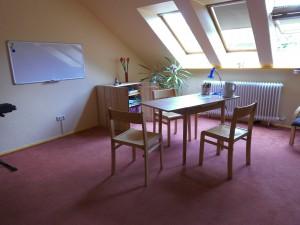 Lerntherapie-Raum